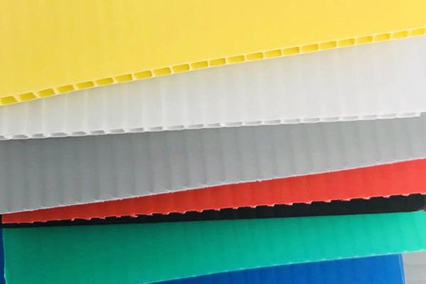 河南钙塑纸箱(板)