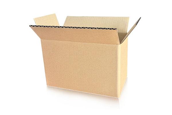 单层瓦楞纸箱(板)